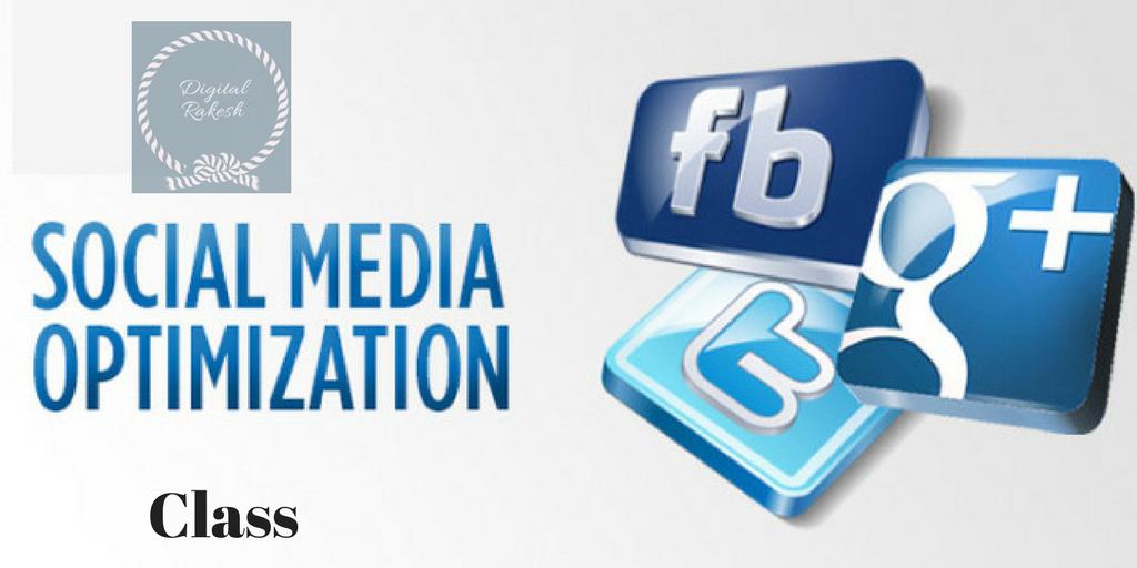 Social Media Optimization Tutorial