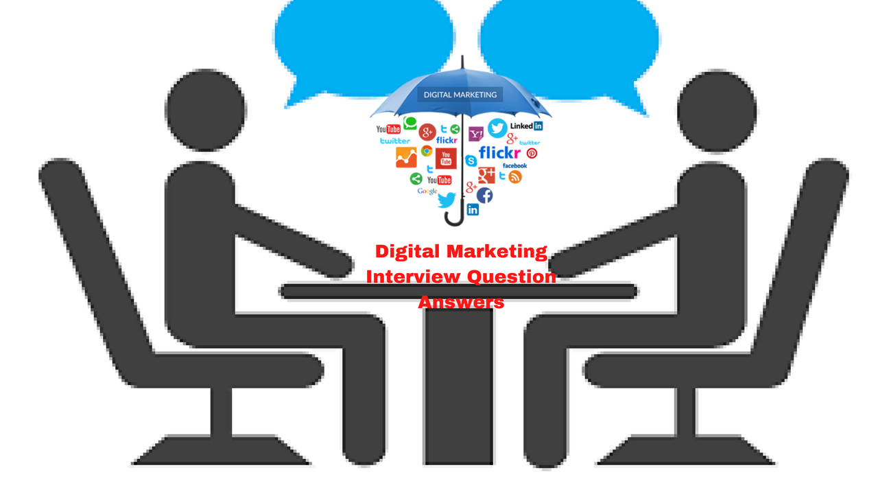 100 Digital Marketing Interview Question Answers