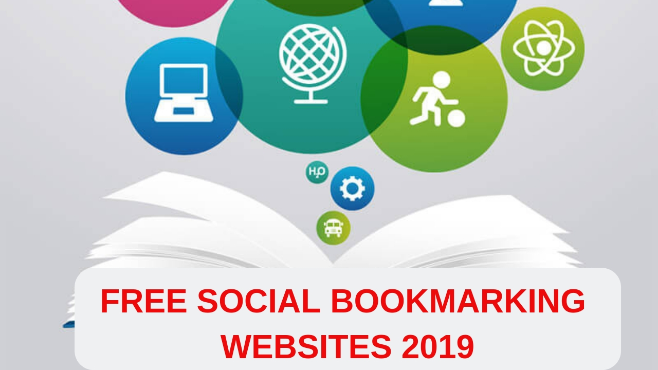free new social bookmarking websites 2019