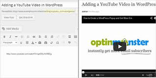 How to add your videos on wordpress website