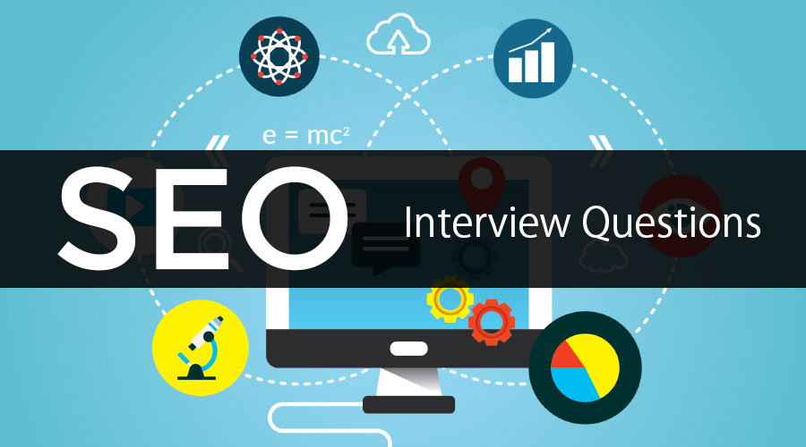 top seo interview questions and answers 2019