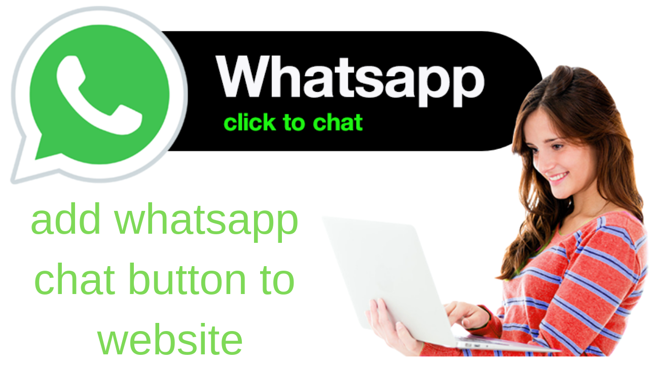 How to setup whatsapp live chat on your website with code