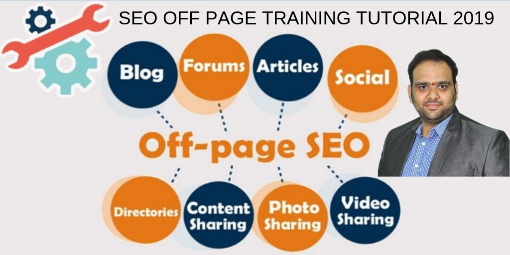 seo off page training video tutorial 2019