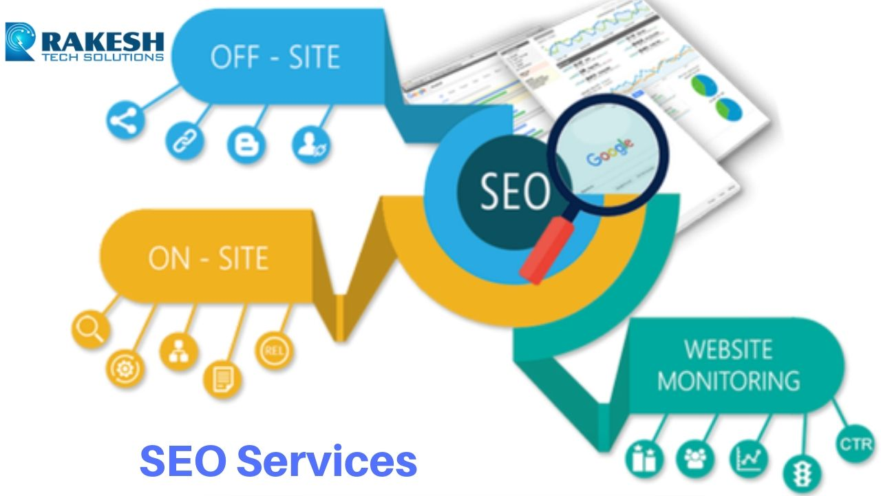 SEO Services in hitech city madhapur Hyderabad